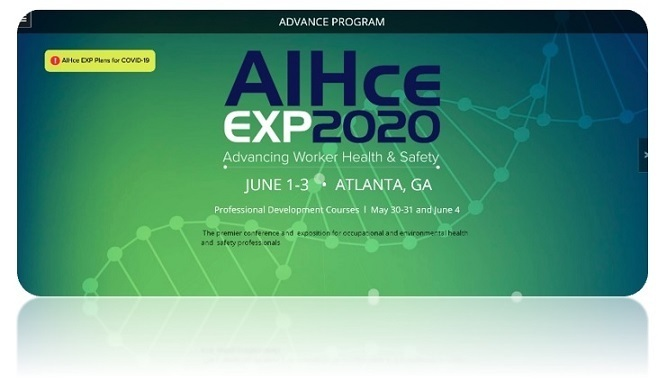 2020 AIHce EXP Advance Program