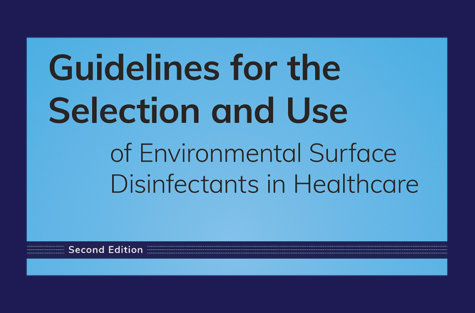 Guidelines for Enviro Surface Disinfect border
