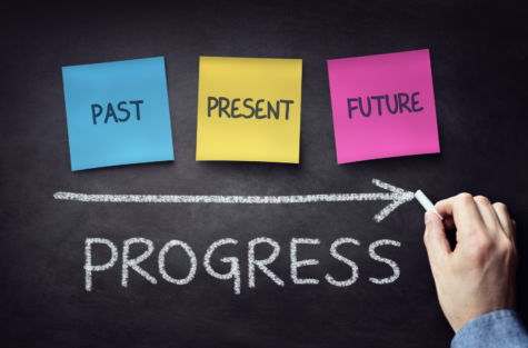 Progress Postit Notes