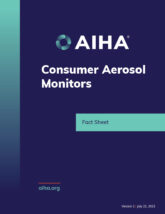 Consumer Aerosol Monitors