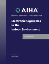Electronic Cigarettes in the Indoor Environment