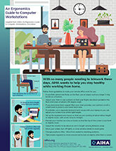 Ergonomics of Working from Home