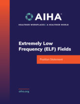 Extremely Low Frequency (ELF) Fields