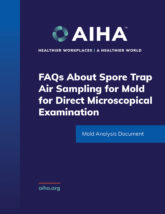 FAQs About Spore Trap Air Sampling for Mold for Direct Examination