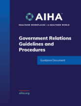 Government Relations Guidelines and Procedures