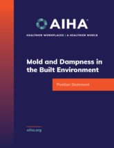 Mold and Dampness in the Built Environment