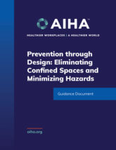 Prevention through Design - Eliminating Confined Spaces and Minimizing Hazards