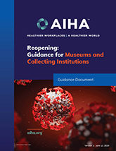 Reopening Guidance for Museums and Collecting Institutions