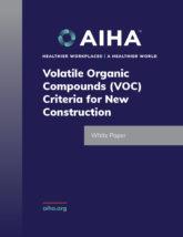 Volatile Organic Compounds (VOC) Criteria for New Construction