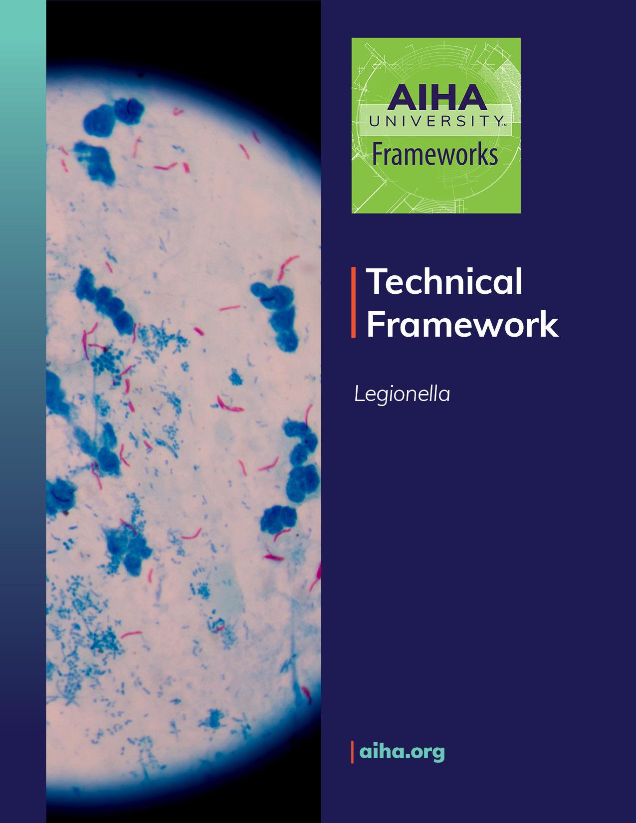 Cover Technical Framework Legionella
