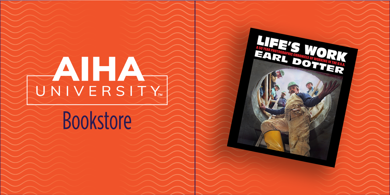 AIHA University Book Store Earl Dotter Book Graphic