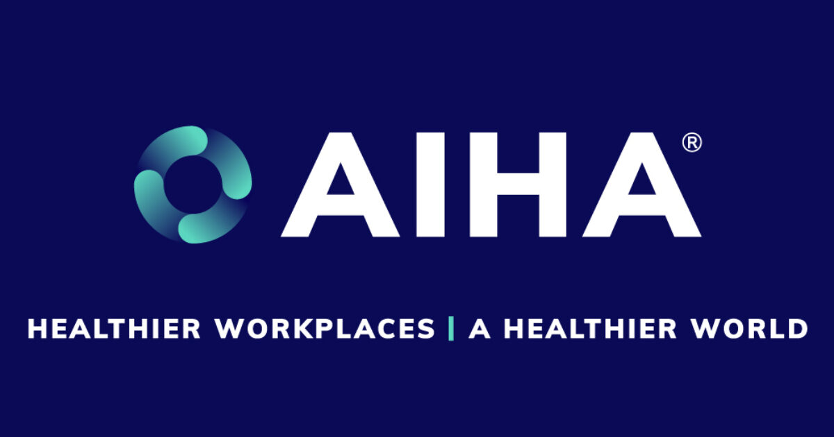 a final report released by the u s chemical safety and aiha a final report released by the u s