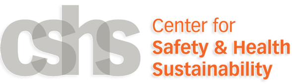 Center for Safety & Health Sustainability