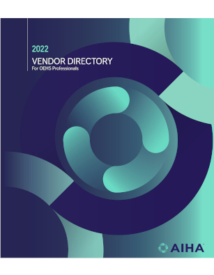 2022 Vendor Directory for OEHS Professionals
